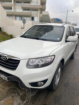Hyundai Santa Fe NEW 2.2 Diesel 4WD Aut 6V Full usado (2011) color Blanco precio $12.100.000