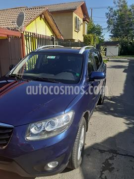Hyundai Santa Fe 2.4 GLS 4x2 Full usado (2012) color Azul precio $9.390.000