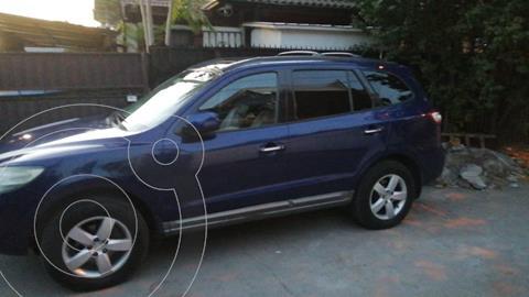 Hyundai Santa Fe 2.2L GLS CRDi 4x4 Aut Full usado (2007) color Azul Metalico precio $7.500.000