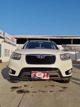 Hyundai Santa Fe 2.2 GLS CRDi 4x2 Aut usado (2012) color Blanco precio $12.990.000