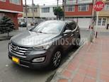 Hyundai Santa Fe 3.3 4x4 Aut  usado (2013) color Plata precio $59.800.000