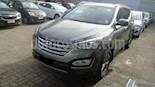 Hyundai Santa Fe 7 Pas 3.3 4x4 Aut Full usado (2017) color Plata precio u$s17.500