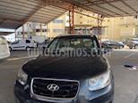 Hyundai Santa Fe 2.4L 2x4 7P Aut  usado (2011) color Negro precio u$s15.800