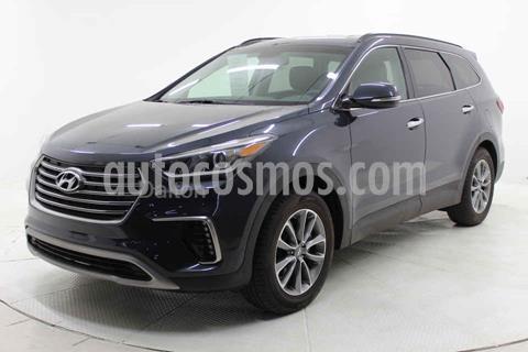 Hyundai Santa Fe V6 GLS Premium usado (2019) color Gris precio $499,000