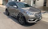 Hyundai Santa Fe Sport 2.0L usado (2018) color Gris Mineral precio $375,000