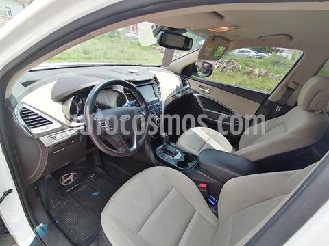 Hyundai Santa Fe V6 GLS Premium usado (2019) color Blanco precio $580,000