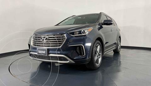 Hyundai Santa Fe V6 Limited Tech usado (2018) color Gris precio $429,999