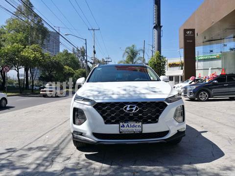 Hyundai Santa Fe V6 Limited Tech usado (2020) color Blanco precio $680,000