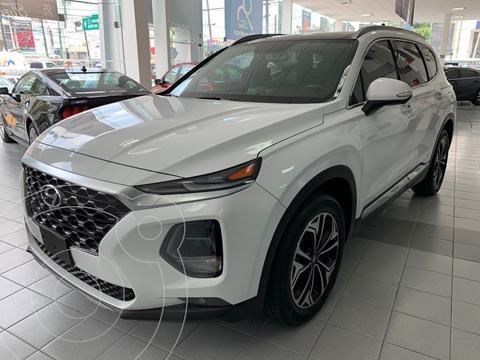 foto Hyundai Santa Fe V6 Limited Tech usado (2020) color Blanco precio $569,000