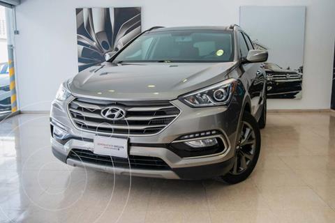 Hyundai Santa Fe SPORT 2.0L L4 AT usado (2018) color Gris precio $439,000