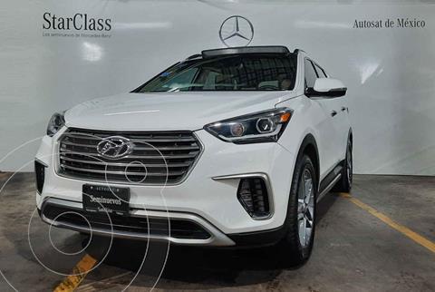 Hyundai Santa Fe V6 Limited Tech usado (2019) color Negro precio $520,000