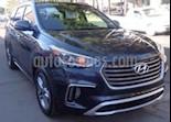 Foto venta Auto usado Hyundai Santa Fe V6 Limited Tech (2018) color Azul precio $538,000