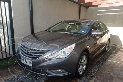 Hyundai Sonata Hibrido  GLS 2.0 Aut Techo usado (2011) color Gris precio $9.890.000