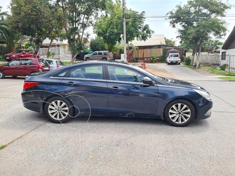 Hyundai Sonata Hibrido  GL 2.0  usado (2014) color Azul precio $14.500.000