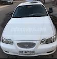Foto venta Auto usado Hyundai Sonata 2.0L GL (1997) color Blanco precio $1.300.000