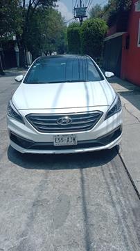 Hyundai Sonata Sport 2.0T usado (2016) color Blanco precio $235,000