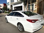 Hyundai Sonata Premium usado (2017) color Blanco precio $259,000