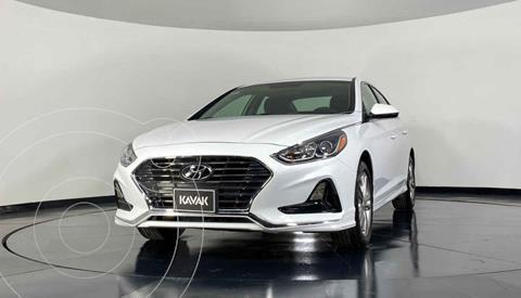 Hyundai Sonata GLS usado (2018) color Gris precio $303,999