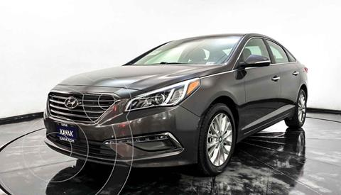 Hyundai Sonata Premium usado (2016) color Gris precio $224,999