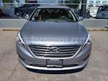 Foto venta Auto usado Hyundai Sonata Premium (2016) color Gris precio $234,000