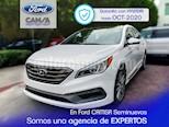 Foto venta Auto usado Hyundai Sonata Sport 2.0T (2016) color Blanco precio $294,500