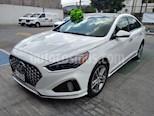 Foto venta Auto usado Hyundai Sonata Sport 2.0T (2018) color Blanco precio $350,000