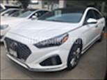 Foto venta Auto usado Hyundai Sonata Sport 2.0T (2018) color Blanco precio $390,000