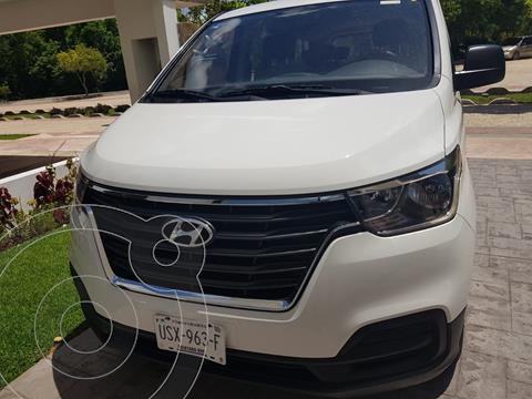 Hyundai Starex 12 Pasajeros usado (2019) color Blanco precio $370,000
