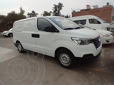 Hyundai Starex Cargo Van usado (2019) color Blanco precio $349,000