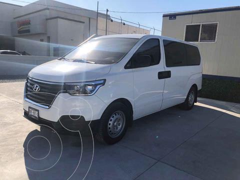 Hyundai Starex 12 Pasajeros usado (2019) color Blanco precio $329,000