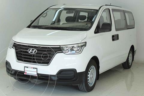 Hyundai Starex 12 Pasajeros usado (2019) color Blanco precio $359,000