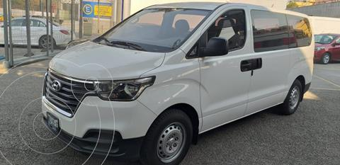 Hyundai Starex 12 Pasajeros usado (2019) color Blanco precio $350,000