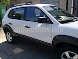 Foto venta Auto usado Hyundai Tucson  2.0 GL 4x2 (2007) color Blanco precio $4.950.000