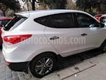 Hyundai Tucson  2.0 GL 4x2 usado (2015) color Plata precio $9.150.000