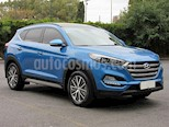 Foto venta Auto usado Hyundai Tucson 4x4 2.0 Aut Full Premium (2017) color Azul Celeste precio u$s30.500