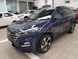 Foto venta Auto usado Hyundai Tucson 5p Limited Tech Navi L4/2.0 Aut (2018) color Azul Marino precio $439,000
