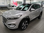 Foto venta Auto usado Hyundai Tucson 5p Limited Tech Navi L4/2.0 Aut (2018) color Plata precio $389,000