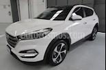 Foto venta Auto usado Hyundai Tucson 5p Limited Tech Navi L4/2.0 Aut (2018) color Blanco precio $419,900