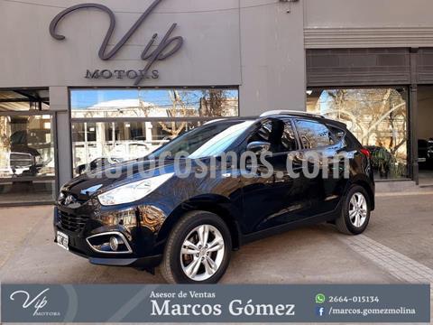 Hyundai Tucson GLS 4x4 2.0 Full Aut usado (2013) color Negro precio $1.830.000