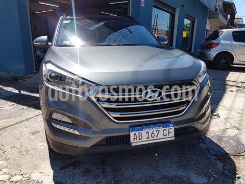 Hyundai Tucson 4x4 2.0 Aut Full Premium usado (2017) color Gris precio $4.400.000