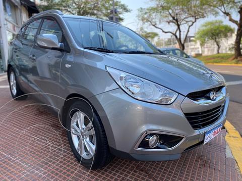 Hyundai Tucson 4x2 2.0 Aut usado (2013) color Gris financiado en cuotas(anticipo $1.230.000)