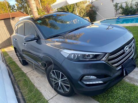 Hyundai Tucson 4x4 2.0 Diesel Full Premium Aut usado (2017) color Gris precio $4.650.000