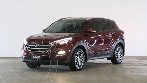Hyundai Tucson 4x4 2.0 Aut Full Premium usado (2017) color Marron precio $4.590.000