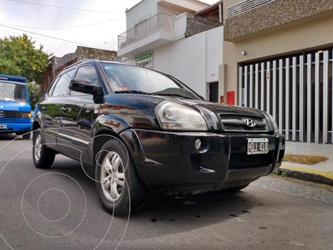 Hyundai Tucson 4x4 2.0 Aut Full Premium Diesel usado (2008) color Negro Phantom precio $1.090.000