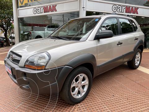 Hyundai Tucson 4x2 2.0 Aut usado (2008) color Gris precio $1.249.990