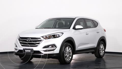 Hyundai Tucson 4x2 2.0 Style Aut usado (2018) color Plata precio $4.640.000