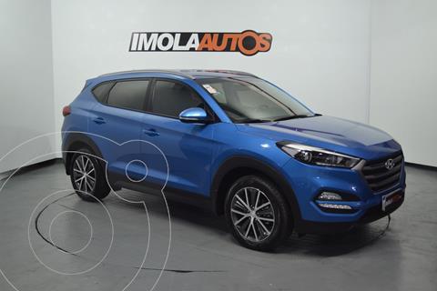 Hyundai Tucson GL 4x2 2.0 Aut usado (2016) color Azul precio $4.500.000