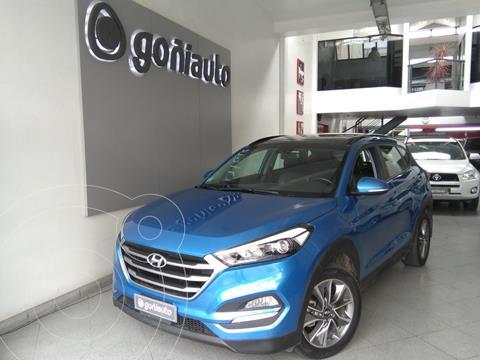 Hyundai Tucson Gl 2.0 Gls At 4x2 usado (2017) color Azul precio $3.450.000