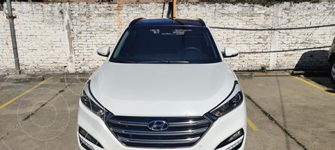 Hyundai Tucson 4x4 2.0 Diesel Full Premium Aut usado (2018) color Blanco precio $5.000.000