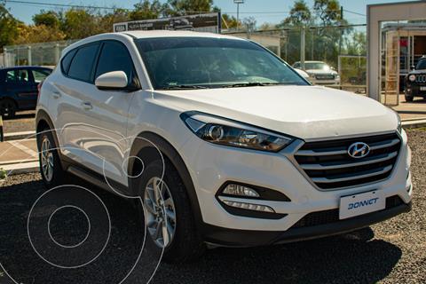 Hyundai Tucson 4x2 2.0 Aut Style usado (2018) color Blanco precio $4.450.000